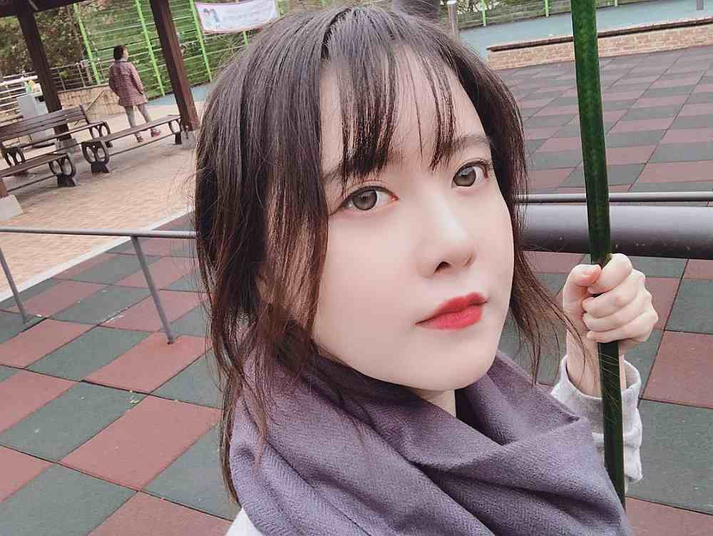 South Korean actress Goo Hye-sun says she has given up on her husband actor Ahn Jae-hyun and will return to the entertainment industry soon. — Instagram/@kookoo900