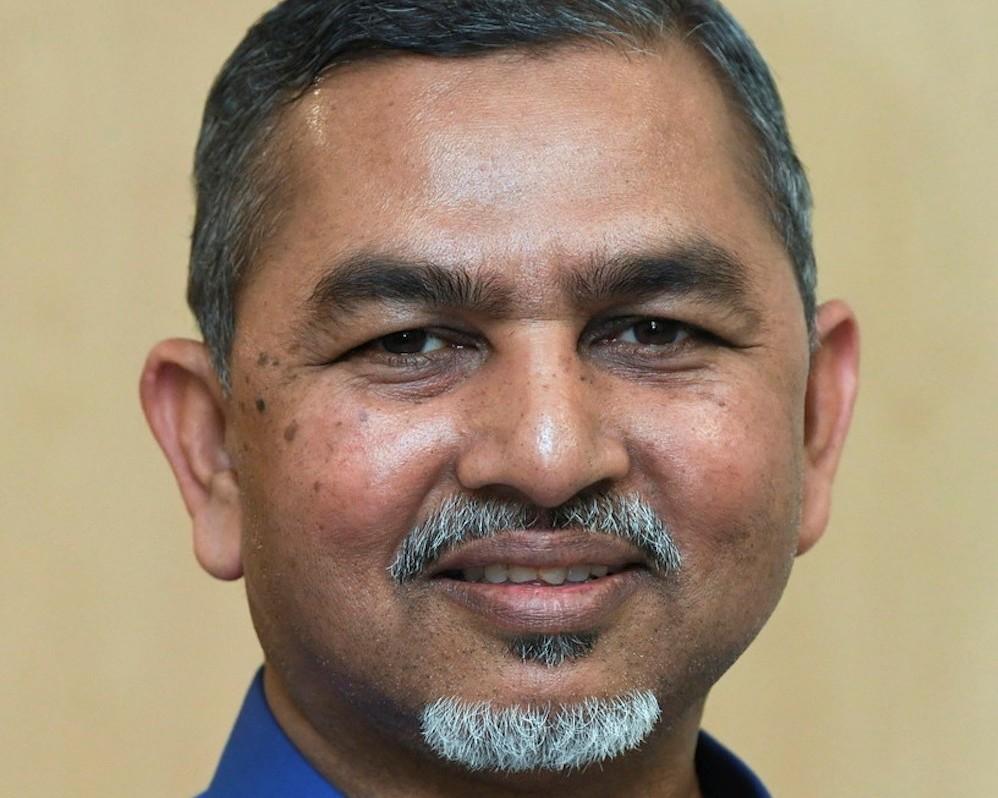 Bukit Gantang MP Datuk Syed Abu Hussin Hafiz Abdul Fasal. ― Bernama pic