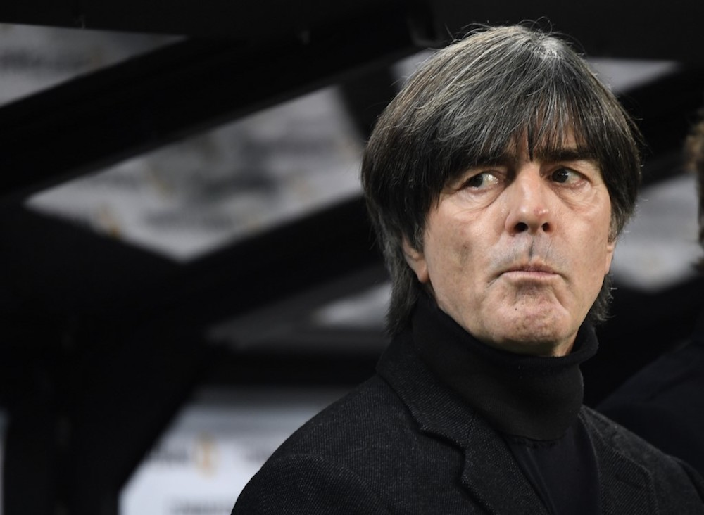 Joachim Loew has a contract until 2022, but his popularity — which peaked when Germany won the 2014 World Cup — crashed after the 2018 finals in Russia, where the Germans failed to get out of their group. — AFP pic