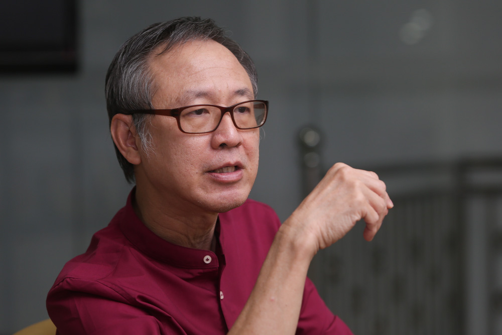 Lee Nan Phin talks about the Design for Value Conference Workshop, which will be held on December 17 and 18, 2019. — Picture by Choo Choy May