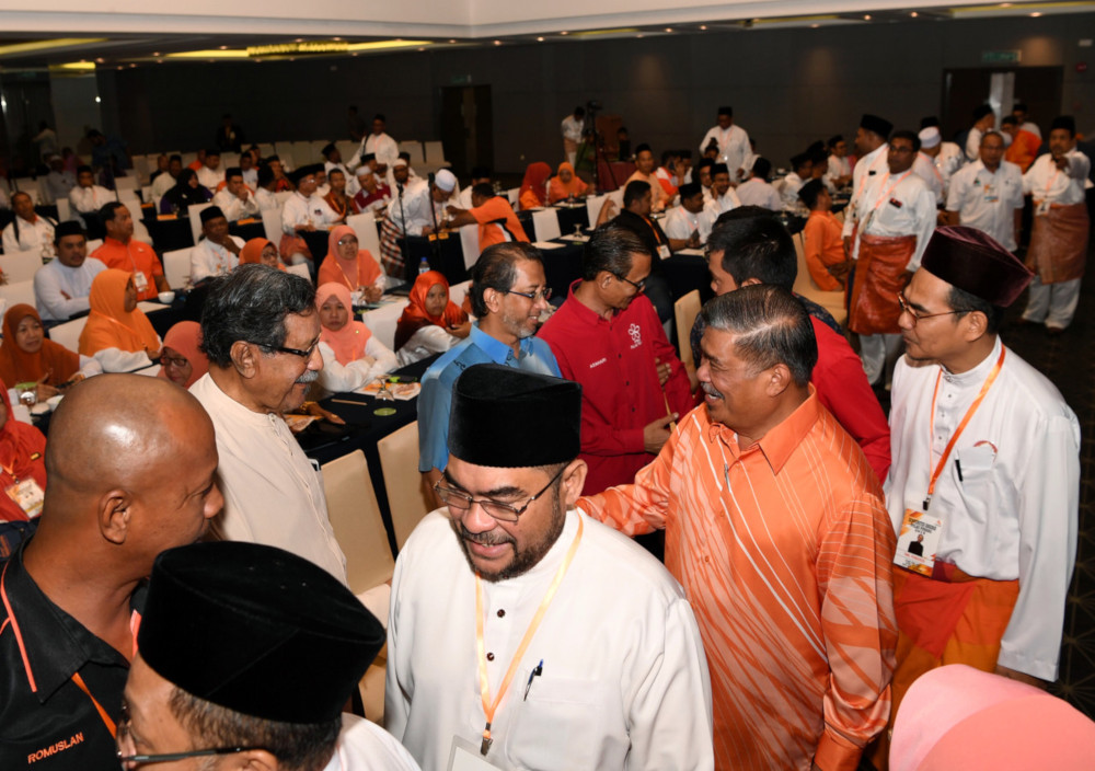 Despite the party's young age on paper — established in 2015 — Amanah is a party that is matured in terms of the country's political scenario due to the fact it is a fragment of PAS. — Bernama pic
