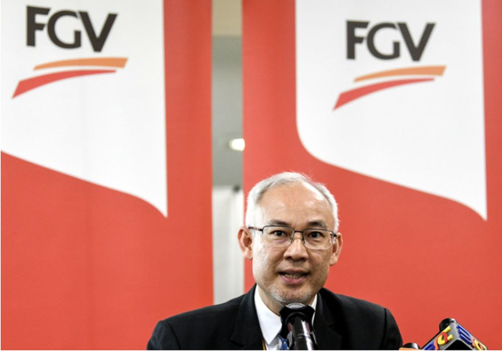 FGV group chief executive officer Datuk Haris Fadzilah Hassan said the additional tanks attested to the team's expertise in handling edible and non-edible vegetable oil products. — Bernama pic