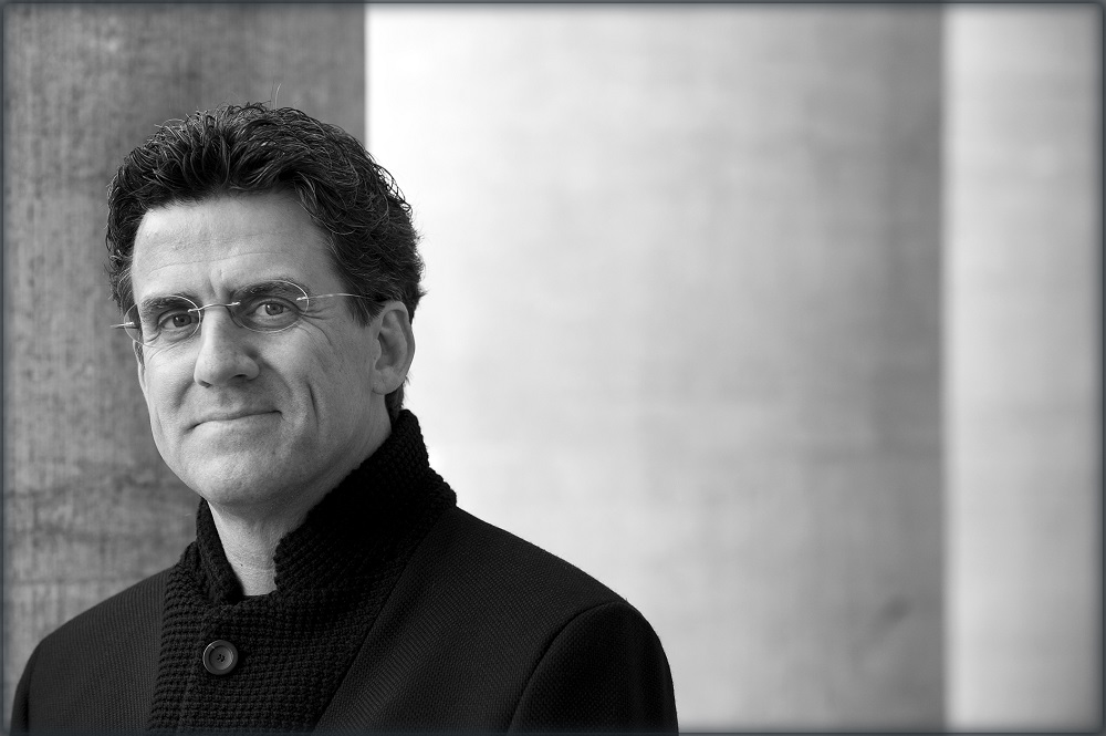 Internationally-acclaimed conductor and award-winning composer Dirk Brossé will take the lead at the 'Modern Reflections' concert. ― Malaysian Philharmonic Orchestra
