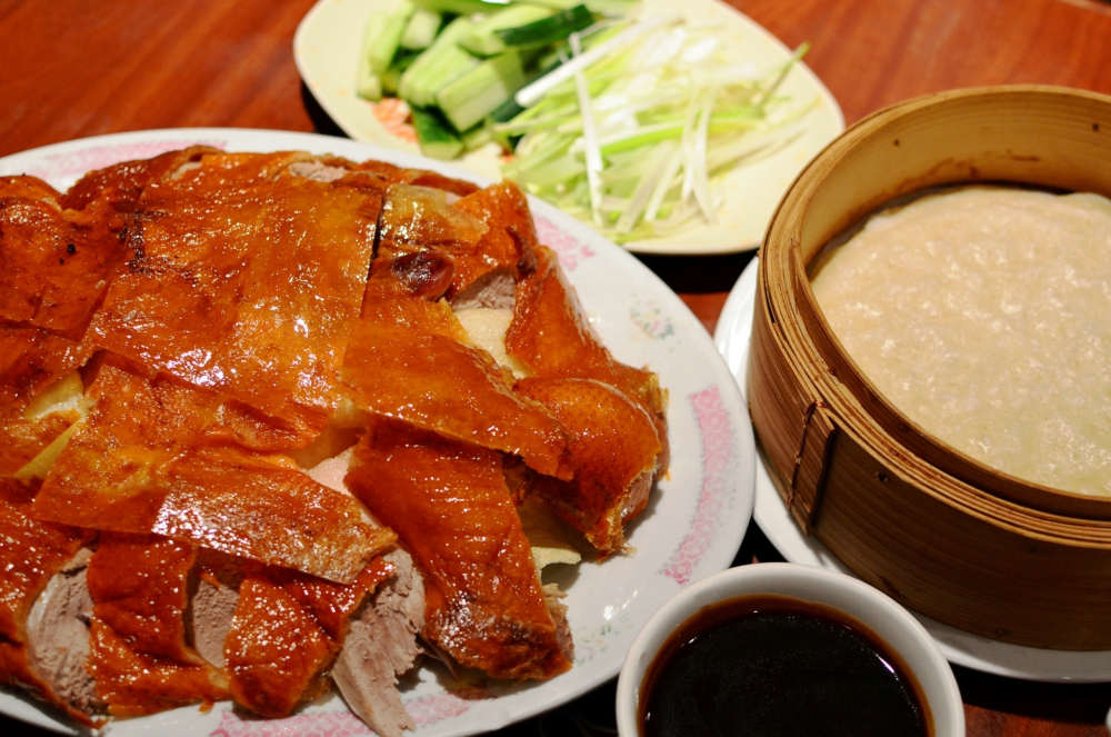 Peking duck is one of Beijing cuisine's most iconic dishes. — Picture from istock.com/fishwork via AFP-Relaxnews