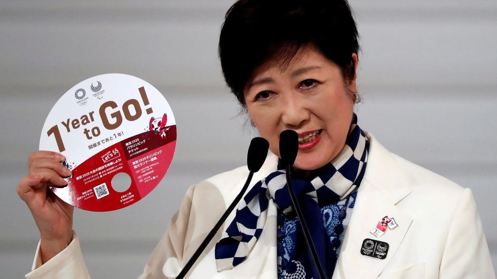 Sapporo was formally approved as host of the marathon events at the 2020 Summer Olympics with the reluctant consent of Tokyo's governor Yuriko Koike. — Reuters pic
