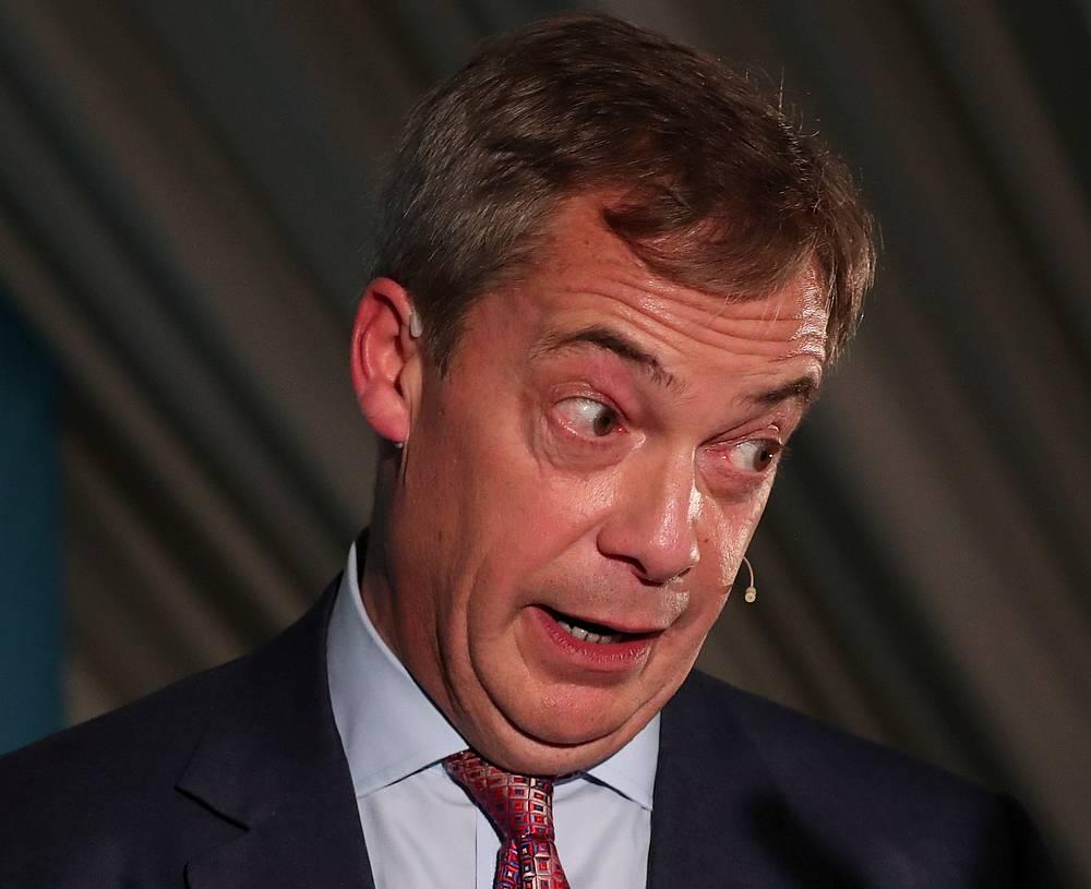 Johnson to face Farage's challenge on United Kingdom lockdown