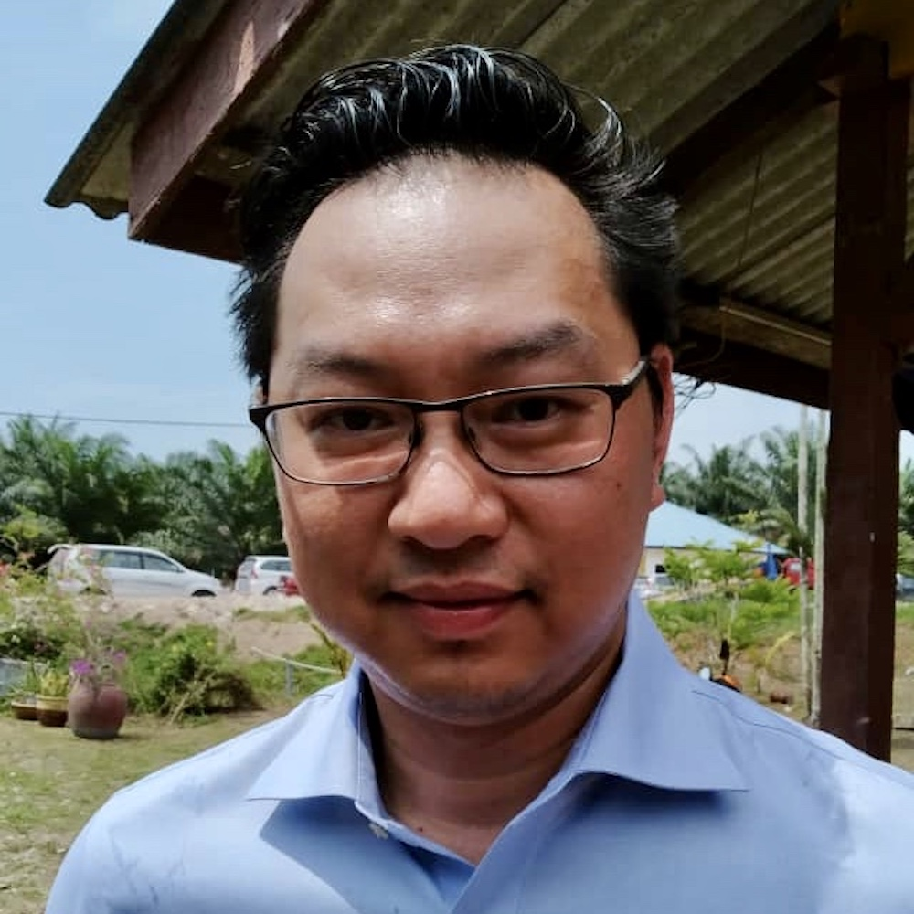 Puah said almost 30 per cent of Tanjung Piai's Chinese voters were not based in the parliamentary constituency. — Picture by Ben Tan