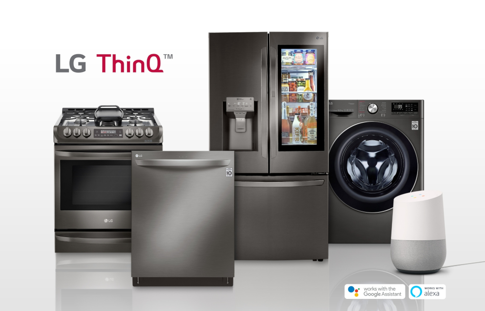 LG updates the ThinQ mobile app to provide smart appliance owners with new features and services for their devices. — Picture courtesy of LG via AFP-Relaxnews