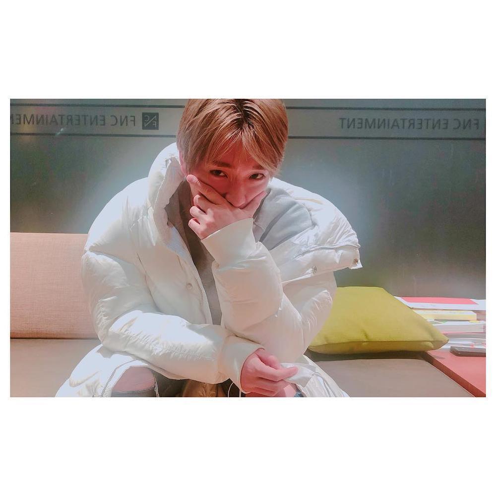 Former Korean boy band FT Island member Choi Jong-hoon is appealing against his five years jail sentence for gang rape. — Photo via Instagram/ ftgtjhc