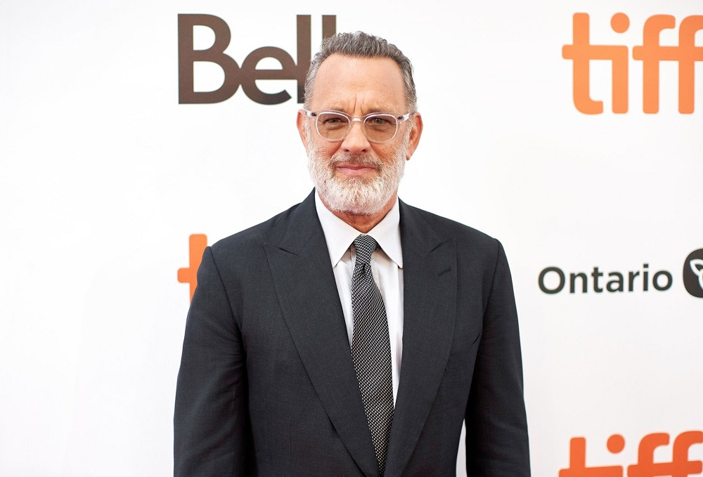 Tom Hanks starred in the 1989 buddy cop comedy 'Turner & Hooch.' — AFP pic