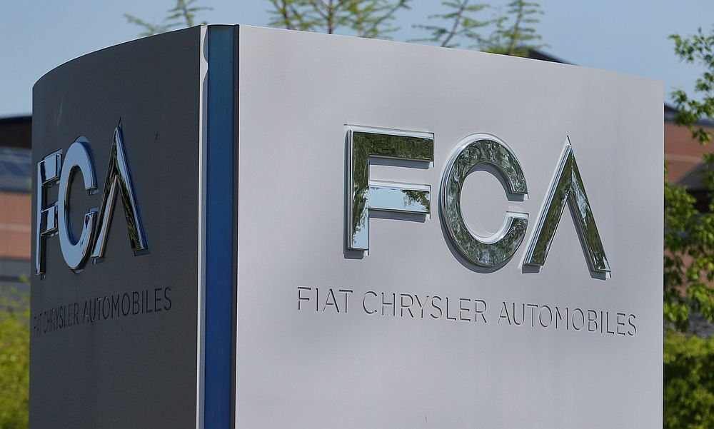 FCA's Italian division has tapped Rome's Covid-19 emergency financing schemes to secure a state-backed, three-year facility to help the group's operations in the country. — Reuters pic