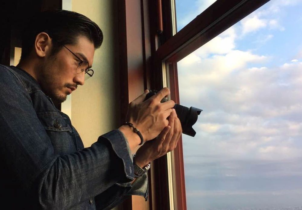 Taiwanese-Canadian model and actor Godfrey Gao had wanted to be a tourism ambassador to promote his mother's hometown Penang. — Instagram/ godfreygao