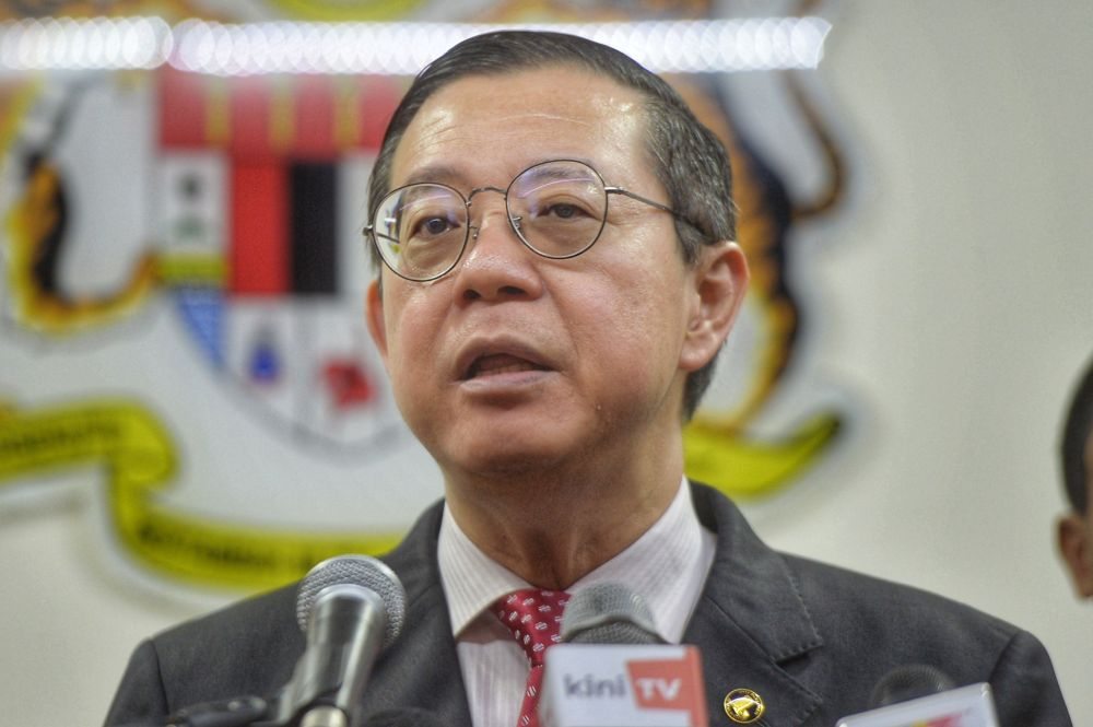 Finance Minister Lim Guan Eng says the government expects to see positive effects from its development spending latest by June 2020. — Picture by Shafwan Zaidon