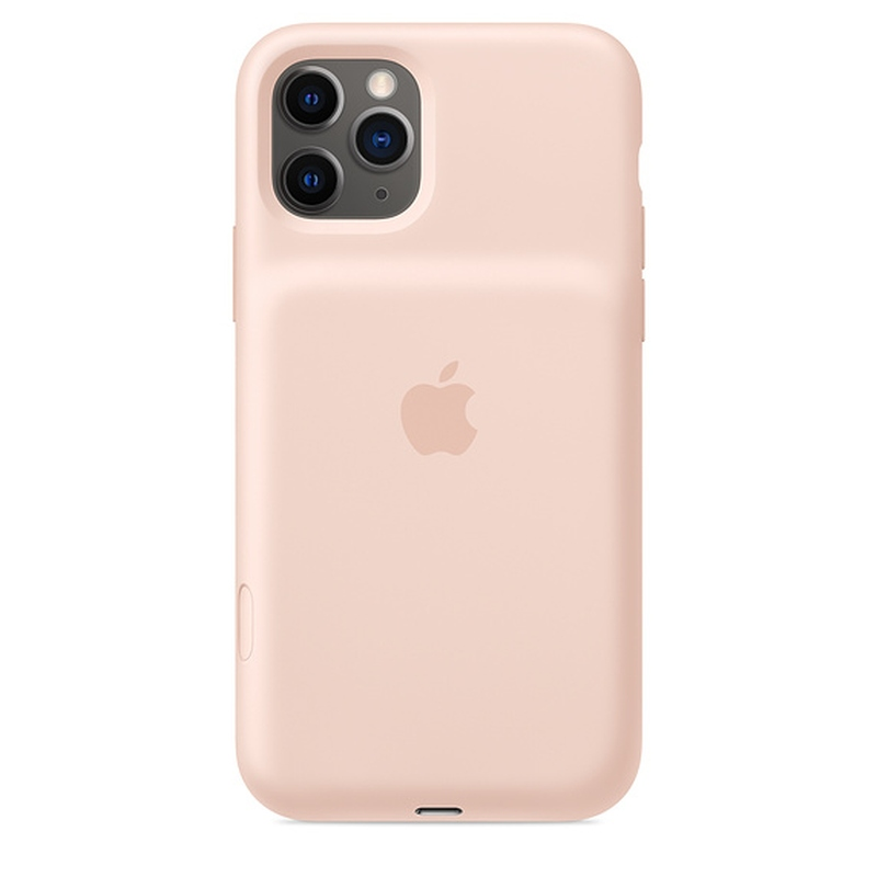 The iPhone 11 Pro Smart Battery Case retails at US$129 from Apple. ― Picture courtesy of Apple via AFP