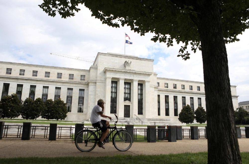 Production rose 0.4 per cent last month, well below the 3.5 per cent gain seen in July and 7.3 per cent below its level in February, before the pandemic, the Fed said. — AFP