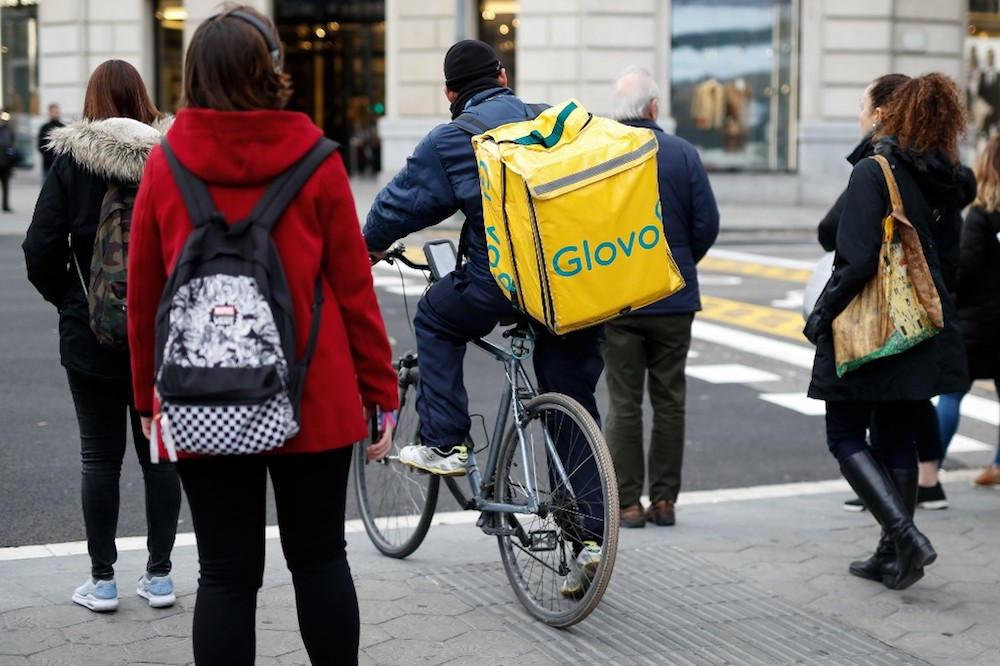 With an ambitious 27-year-old boss and a growing army of computer engineers, Spanish start-up Glovo is chasing international growth by expanding beyond food deliveries, despite criticism of the working conditions of its drivers. — AFP pic