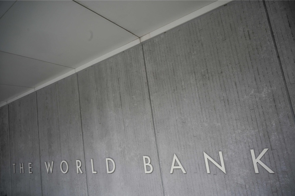 World Bank support for more than 100 countries has totaled US$45 billion so far, including US$11 billion from its private sector arm, the International Finance Corp and US$2 billion from its Multilateral Investment Guarantee Agency. — AFP pic