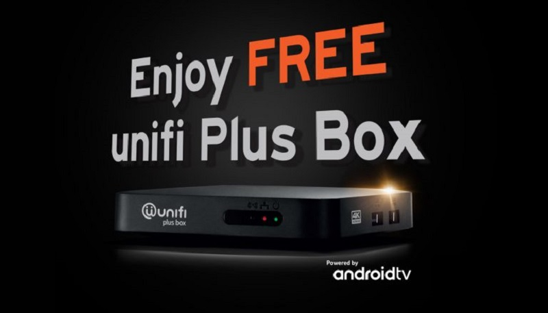 The Unifi Plus Box not only allows you to watch Unifi TV but you can also enjoy content from other providers. — Picture courtesy of TM via SoyaCincau