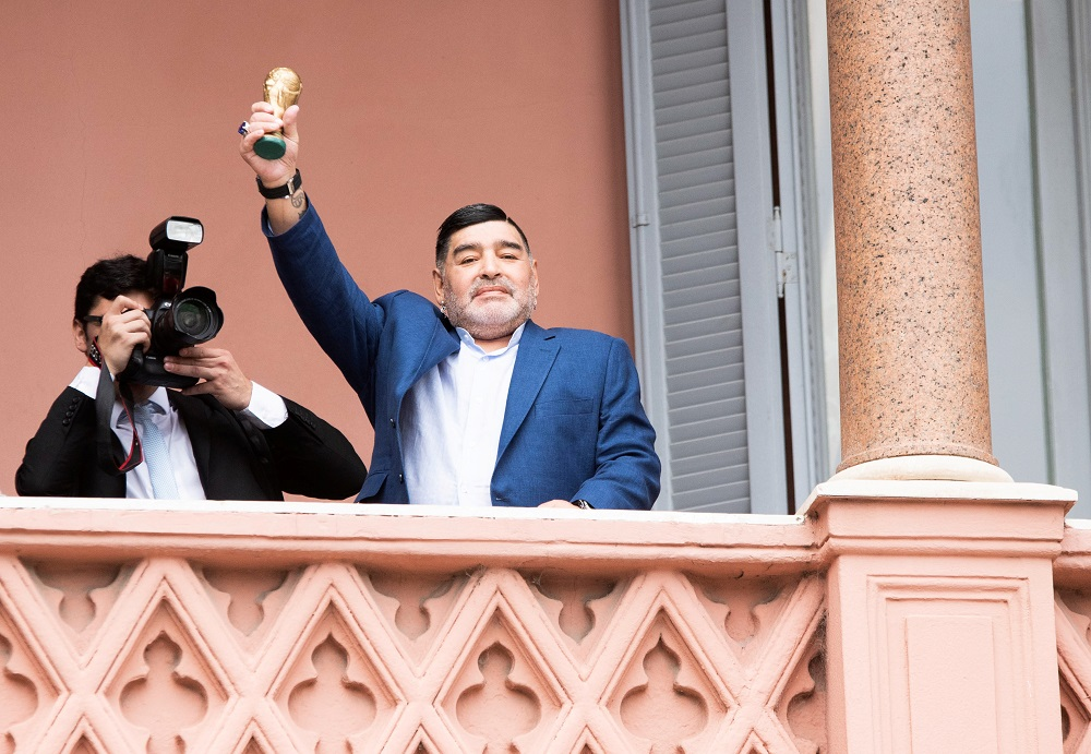 Maradona to remain in hospital for treatment following surgery: doctor