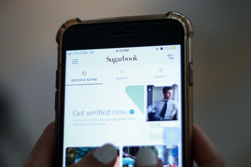 On Monday, the MCMC blocked access to Sugarbook after issuing a statement warning users against the service and said action would be taken if authorities detected elements of prostitution. — Picture by Ahmad Zamzahuri