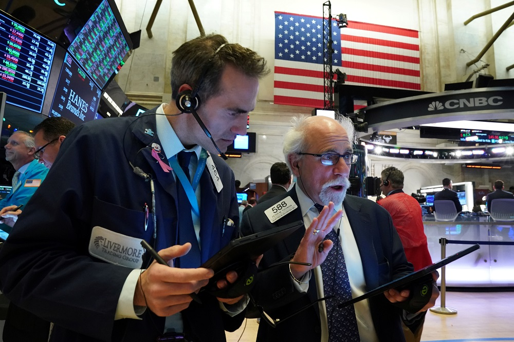 Market sentiment brightened further this week after the United States and China sealed a Phase 1 trade deal, pausing an 18-month tariff dispute that has weighed on financial markets globally. — Reuters pic