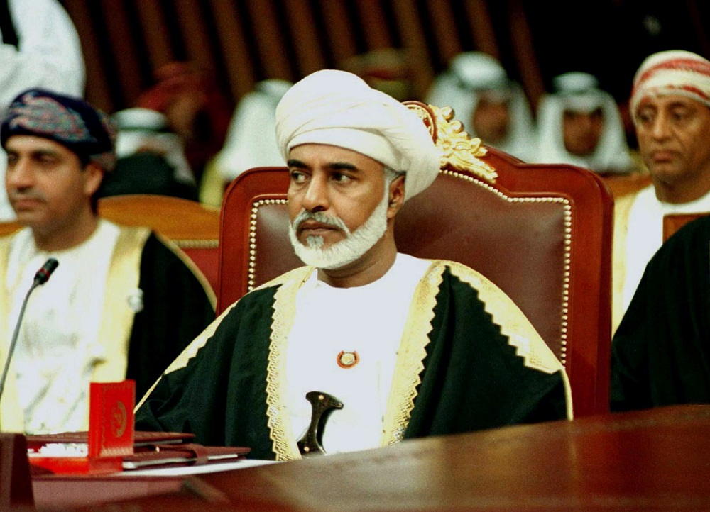 Sultan Qaboos bin Said, 79, had ruled the Gulf Arab state since he took over in a bloodless coup in 1970 with the help of Oman's former colonial power Britain. — Reuters pic