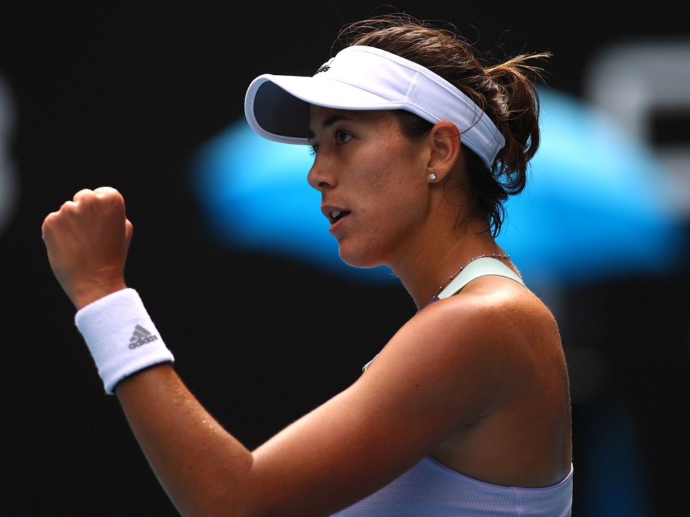 Garbine Muguruza won the title in 2016 and Wimbledon a year later and returned to form at the start of this year when she reached the Australian Open final. — Reuters pic
