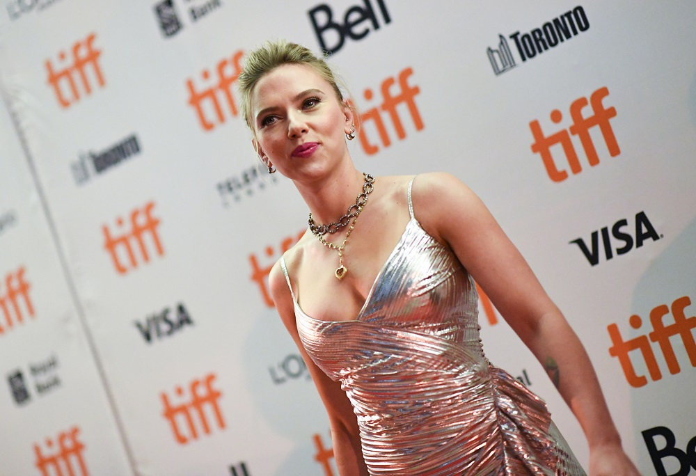 Actress Scarlett Johansson, one of the most popular actors in Hollywood and among its highest earners, has made nine Marvel films with Disney. — AFP pic