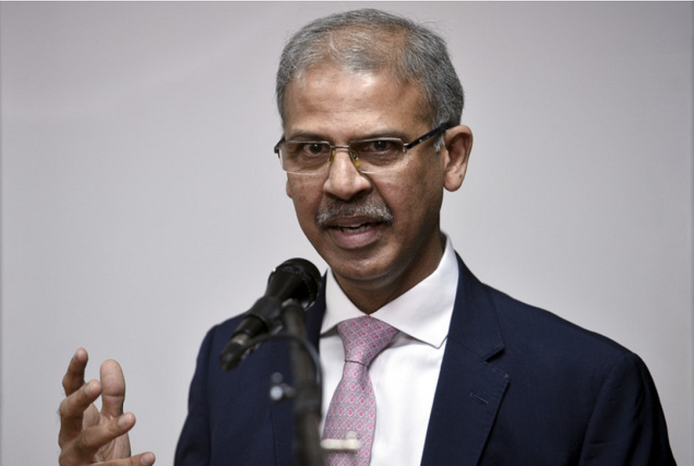 India High Commissioner to Malaysia Mridul Kumar said India's imports from Malaysia in the first nine months of last year reached US$5 billion. — Bernama pic
