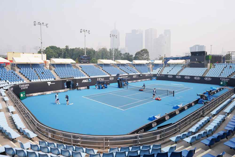 Australian Open delay 'most likely', says state minister