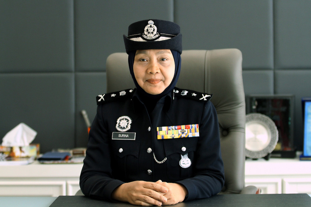 Surina said people are better at spotting abuse due to heightened awareness of child sex predators. — Bernama pic