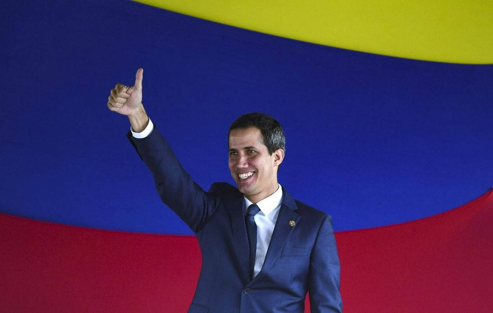 Washington and dozens of other countries recognised Juan Guaido as Venezuela's rightful leader in January 2019. ― AFP pic