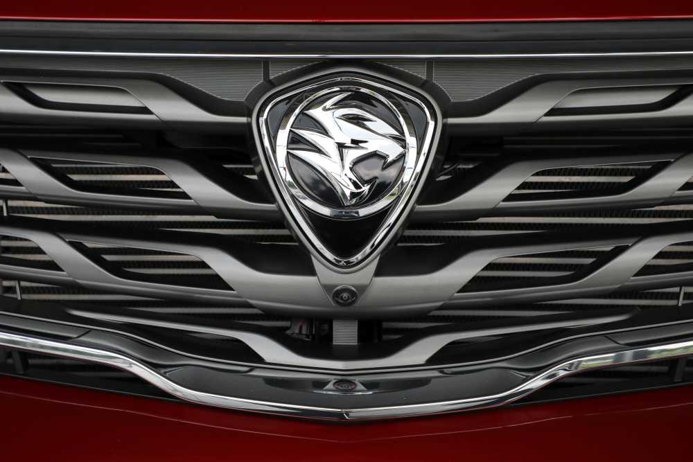 A Proton logo is seen on a car at its headquarters in Subang Jaya January 20, 2020. ― Reuters pic