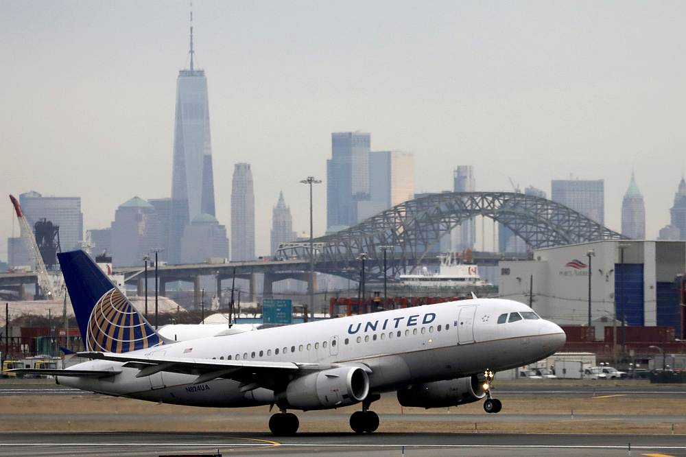 Revenues for last year fell 64.5 per cent to US$15.4 billion, the latest bruising data for a US airline after travel slowed to a trickle in March at the height of coronavirus restrictions before recovering partly later in the year. — Reuters pic