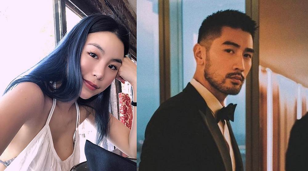 The couple had plans to get married and start a family before Gao sadly passed away. — Pictures from Instagram/bella_navy4life and Instagram/godfreygao