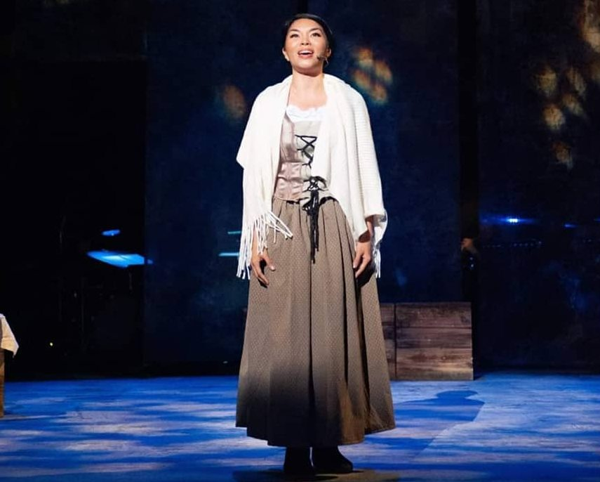 Singer Nikki Palikat will reprise her role as St Mary Euphrasia in the upcoming restaging. — Picture from Ticket Charge Malaysia