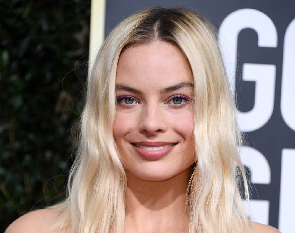 Australian actress Margot Robbie at the 77th annual Golden Globe Awards on January 5, 2020. — AFP pic