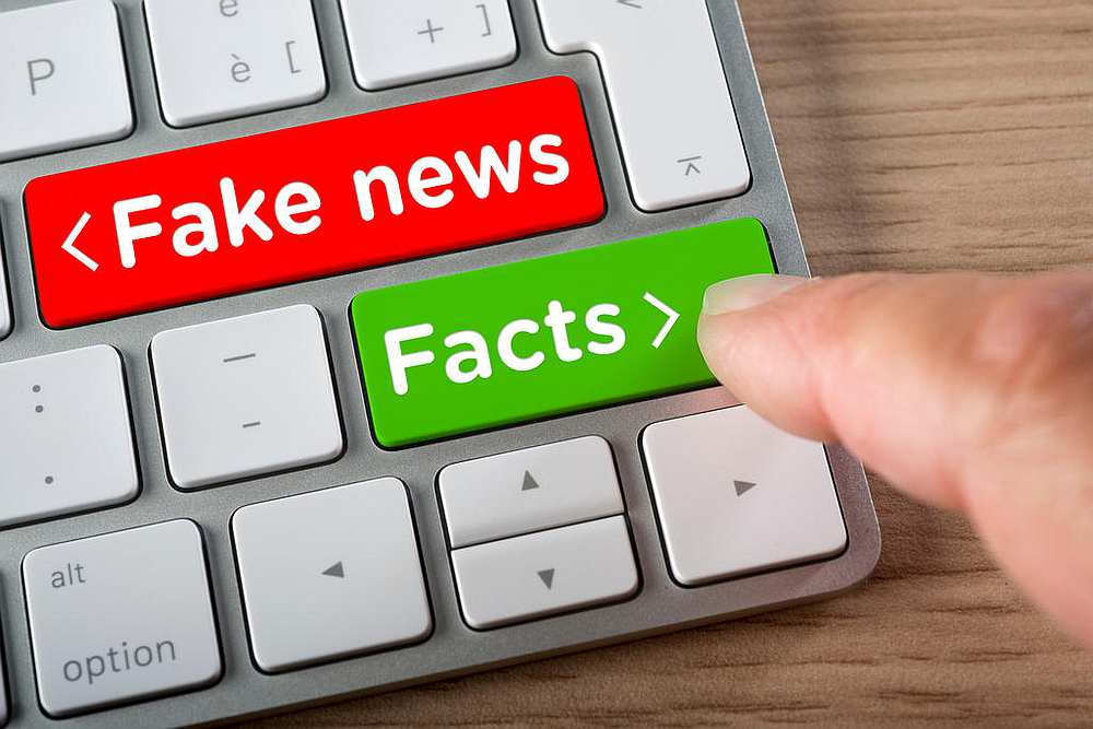Authorities in Singapore have ordered that online references to some comments made by Opposition figures on key issues must carry a warning that the content contains false information.. — Marco Bonfanti/Canva image via TODAY