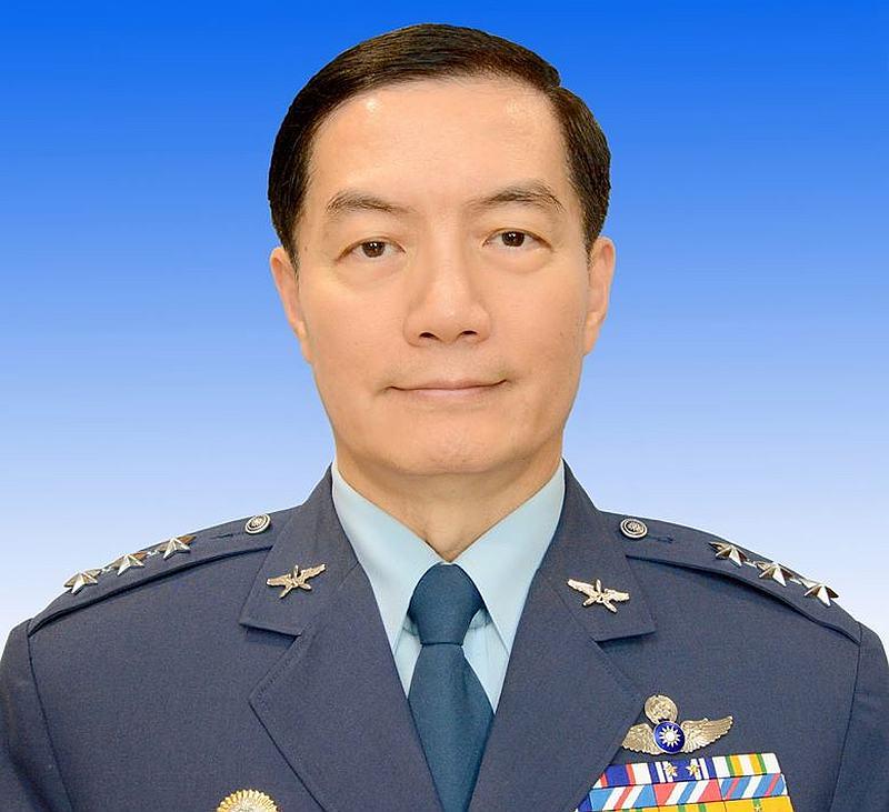Taiwan Air Force General Shen Yi-ming — Picture via facebook.com/General-Shen-Yi-ming