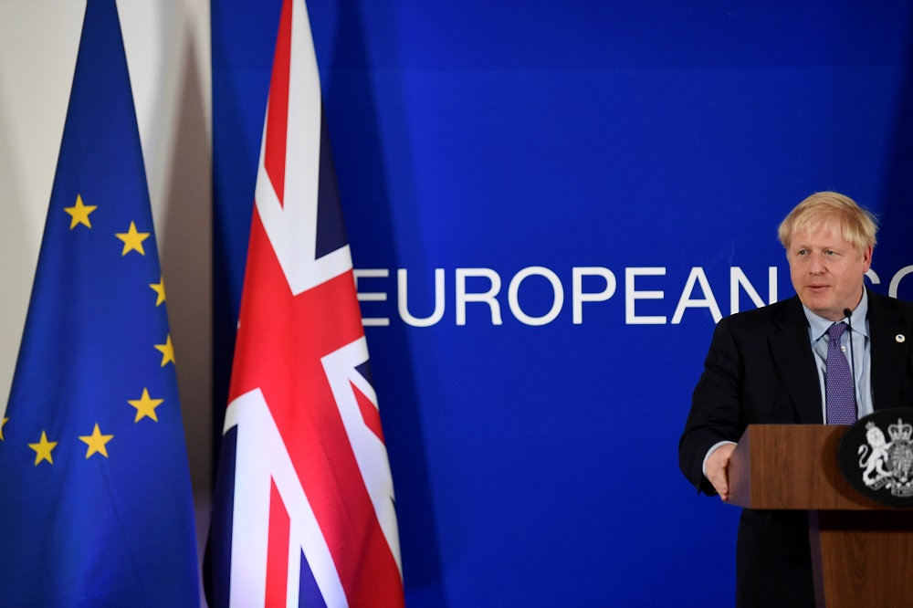 Once the latest cross-Channel video conferences are over, Prime Minister Boris Johnson and EU chief Ursula von der Leyen will meet to decide how to proceed. — Reuters pic