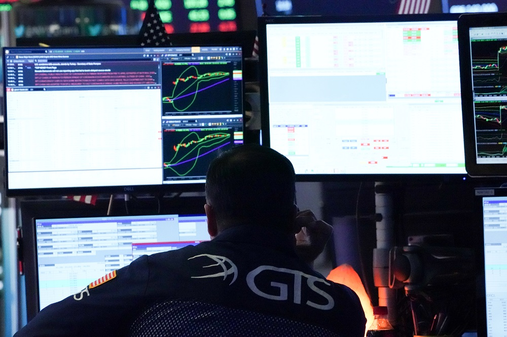Traders want to see results and whether company guidance supports anticipation of a rebounding US economy, said Fiona Cincotta, senior financial markets analyst at City Index, the retail division of StoneX Financial. — Reuters pic