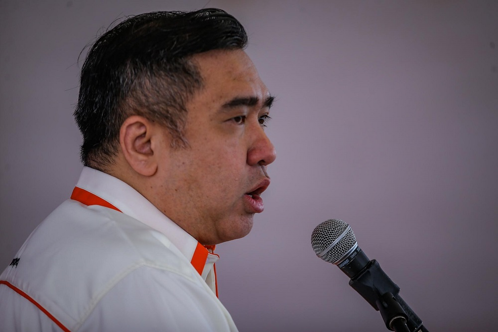 Anthony Loke expressed regret at Mary Josephine Prittam Singh's resignation, as he felt that she could simply resign from the state committee rather than leave DAP outright. — Picture by Hari Anggara
