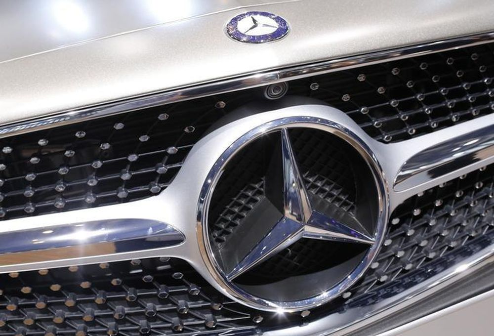 Mercedes-Benz Malaysia is cautiously optimistic of achieving a better sales volume in the second half of this year. — Reuters pic
