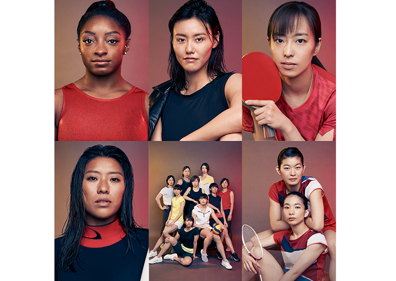 Teaming up with some of the top Olympic athletes, SK-II aims to get rid of toxic beauty competition and expectations. — Picture courtesy of SK-II