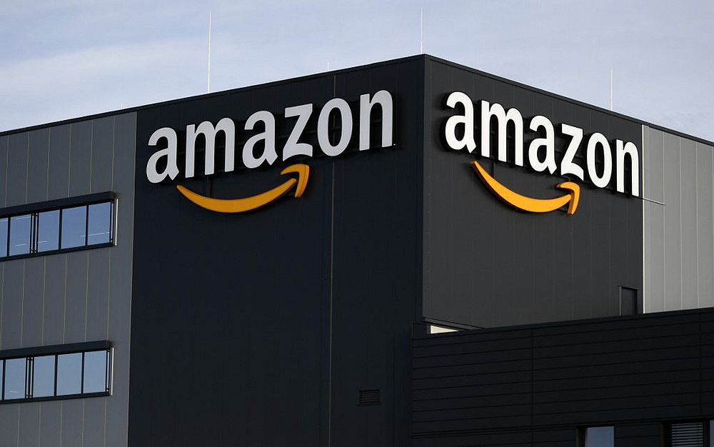 Amazon handles hundreds of billions of dollars in transactions annually, making it a huge marketplace for cryptocurrency to make a debut as legal tender.  — AFP pic