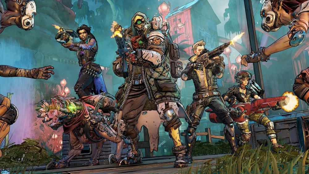 'Borderlands 3' debuted in 2019 on PS4, XBO and PC. — Picture from Gearbox/2K Games via AFP-Relaxnews