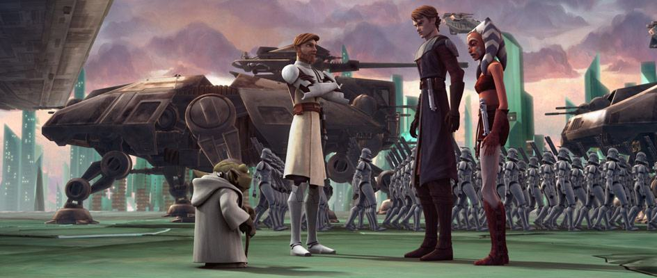 'Star Wars: The Clone Wars' will return for a seventh and final season this February. — Image from Lucasfilm Ltd via AFP