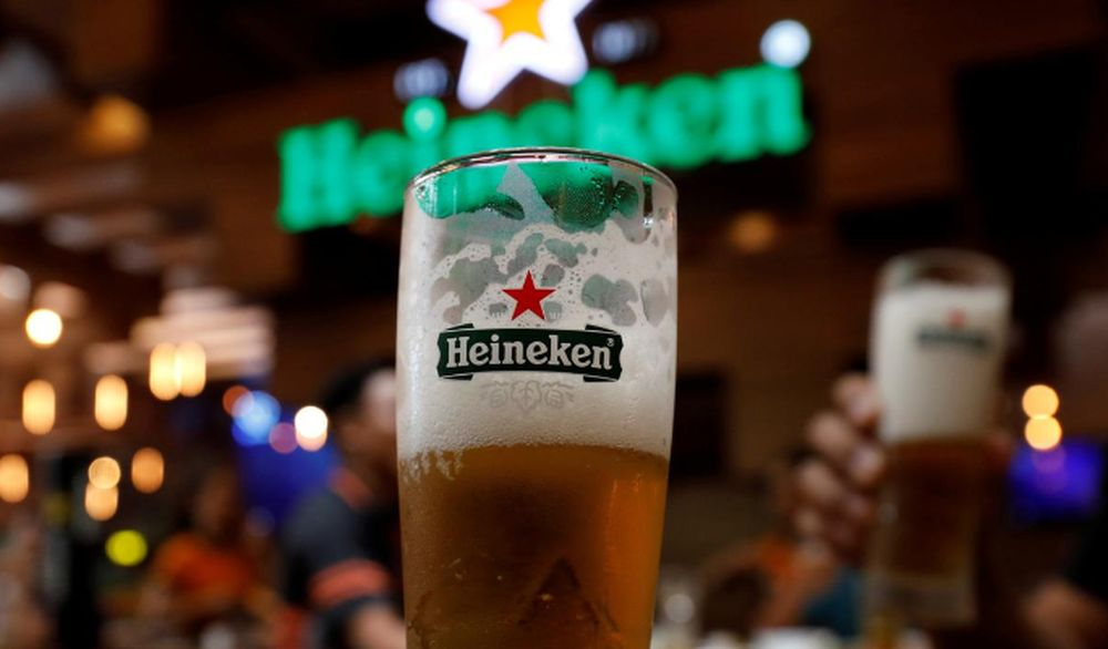 Heineken on March 24 said it had suspended the operations of its brewery in Petaling Jaya in line with the MCO and that its employees were working from home until March 31. — Reuters pic
