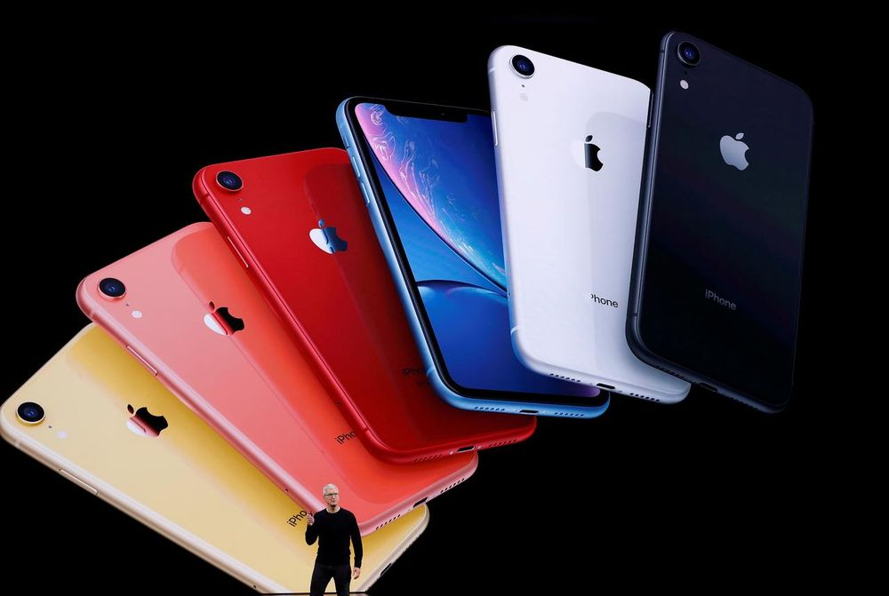 Sales of certain iPhone models have reportedly been limited because particular components were not available, while some have pointed to chip shortages for problems in getting hold of Sony's new PlayStation 5 and Microsoft's latest Xbox. — Reuters pic