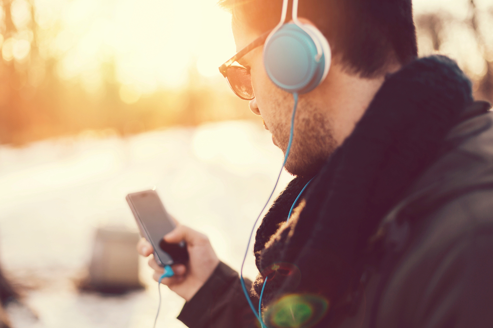 Spotify begins rolling out lyrics that sync with music to mobile app users around the world. — Picture from Martin Dimitrov/Istock.com via AFP-Relaxnews